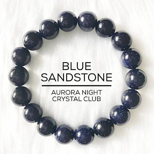 Blue Sandstone / Goldstone