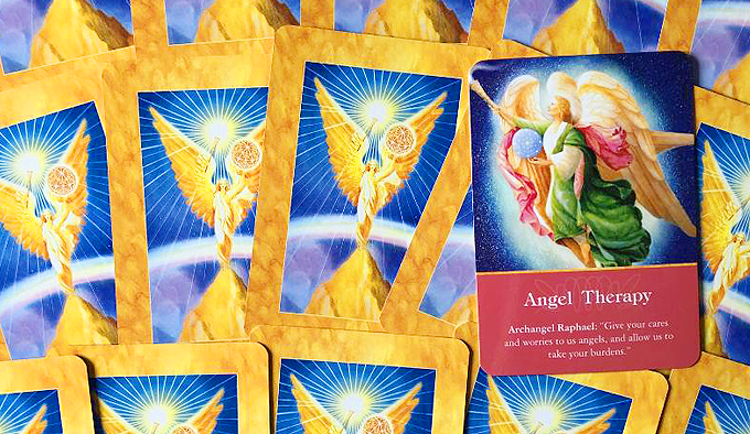 REVIEW: Archangel Oracle