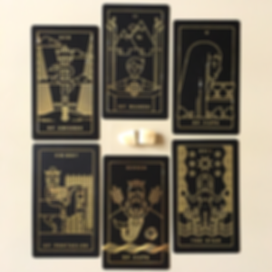 REVIEW: The Golden Thread Tarot