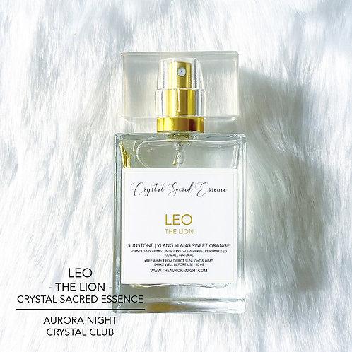 Leo Crystal Sacred Essence