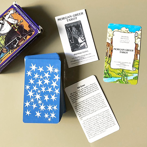 REVIEW: Morgan-Greer Tarot