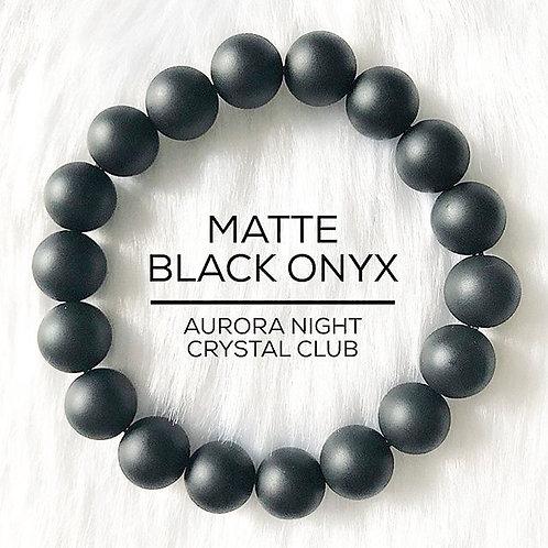 Matte Black Onyx