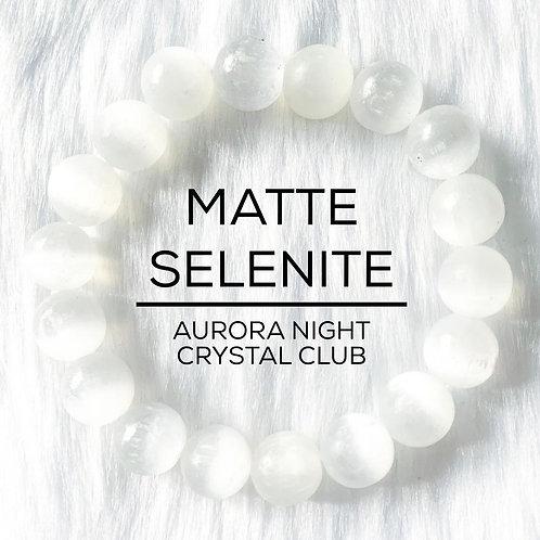 Matte Selenite