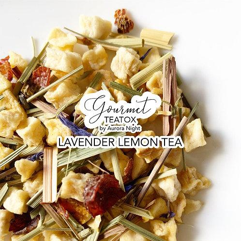 Lavender Lemon Tea
