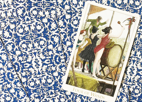 REVIEW: VICTORIAN ROMANTIC TAROT 3RD EDITION