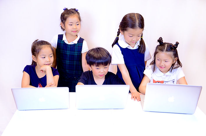 Afterschool coding class