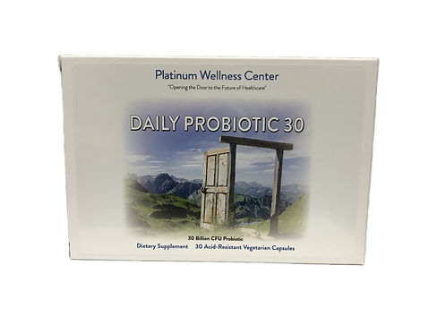 Daily Probiotic 30