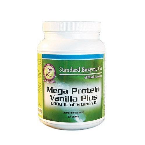 Mega Protein Vanilla Plus