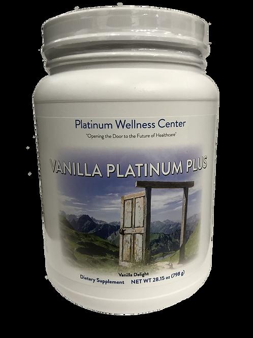Platinum Plus Vanilla