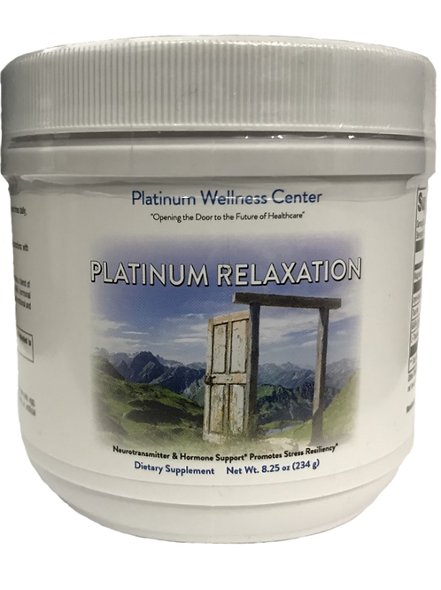 Platinum Relaxation