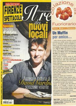 Firenze spettacolo 2003
