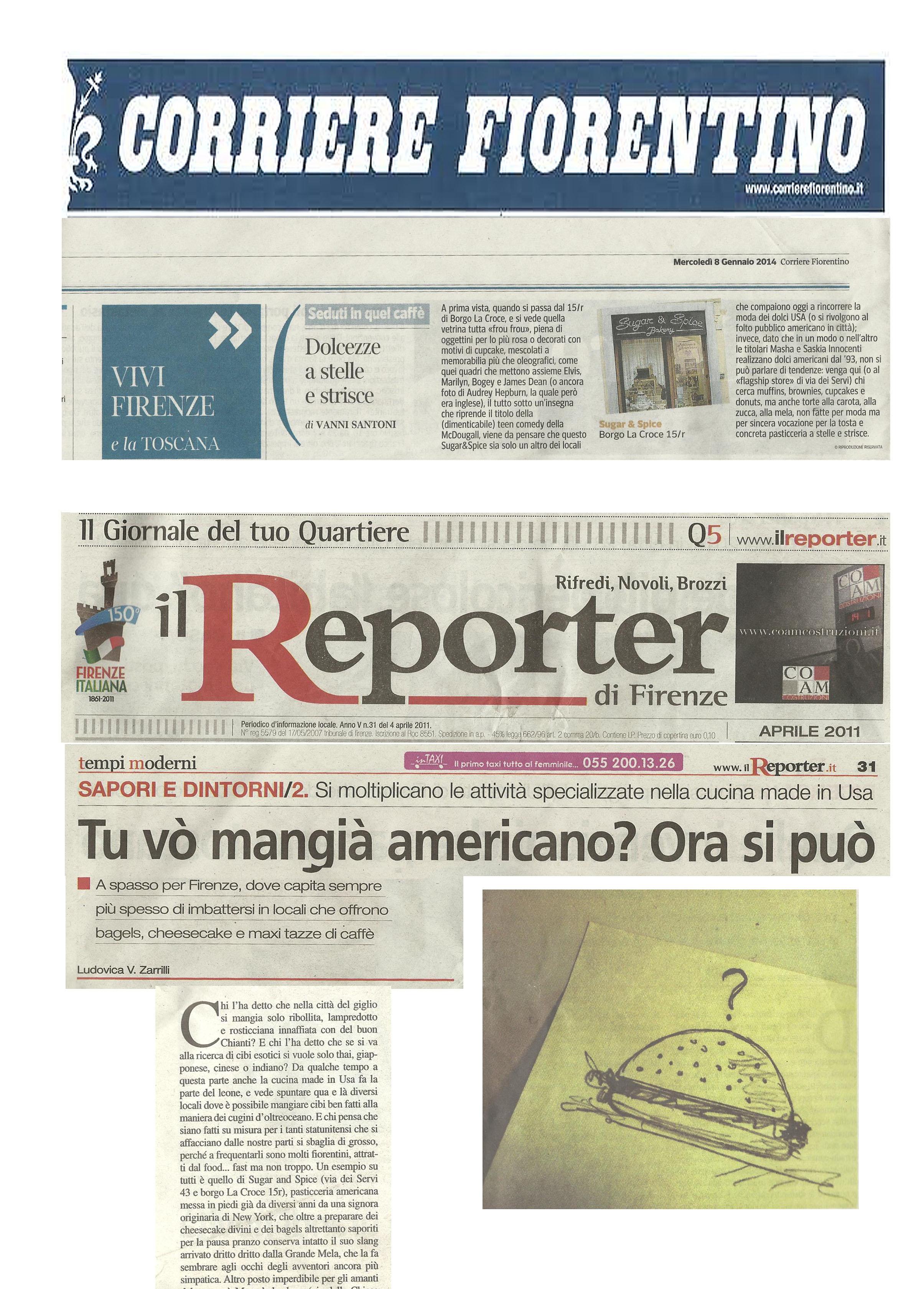 Corriere Fiorentino 2011