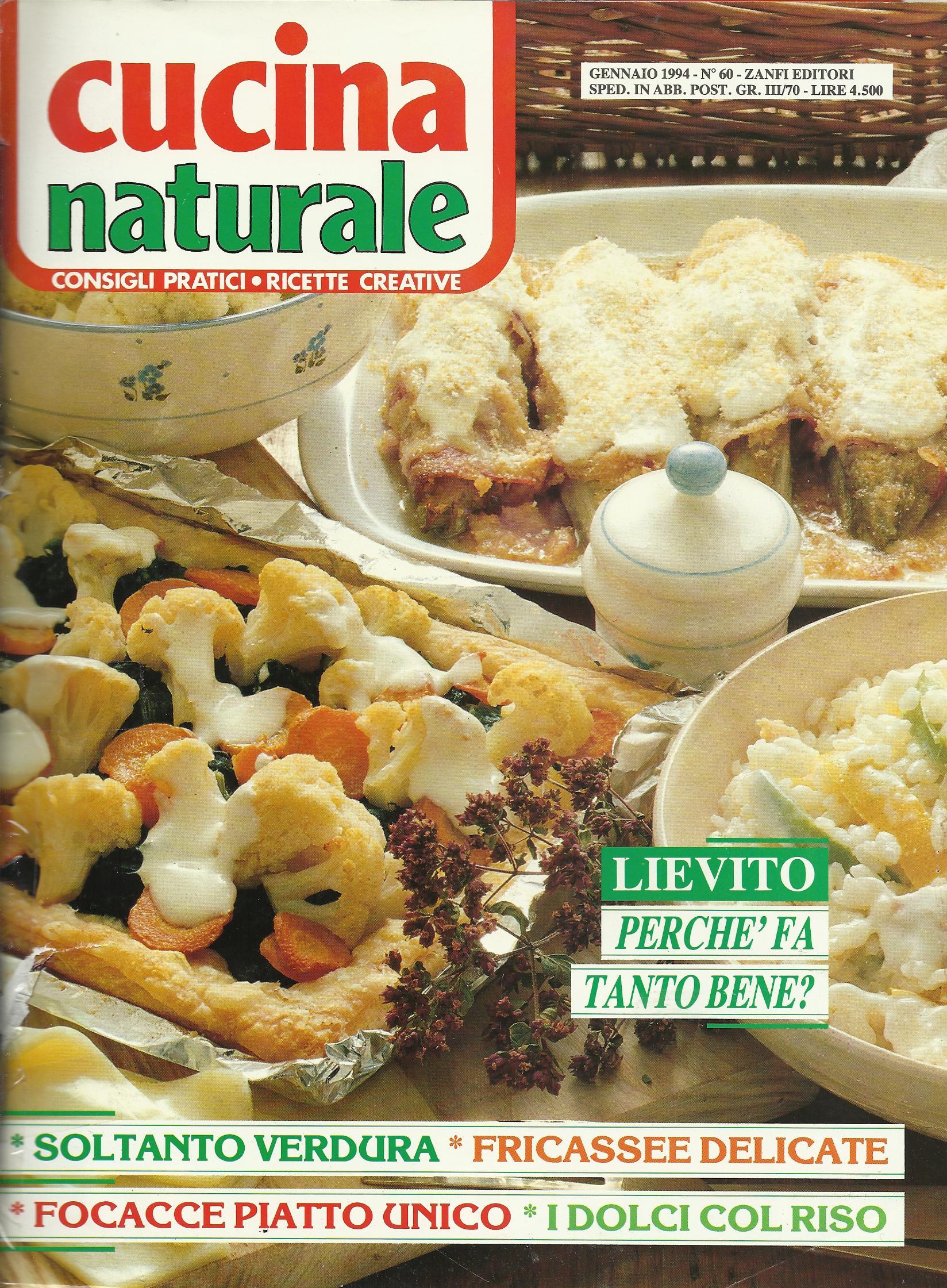 Cucina Naturale 1994