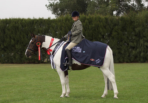 Rosie's Prince Charming owned by Annika Jackson