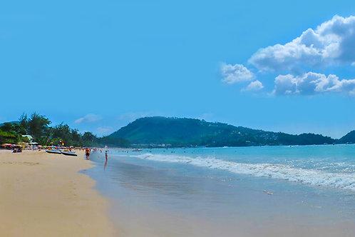 Patong Beach / 7 Tage - 6 Nächte