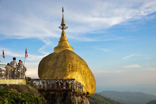 Yangon, Bago und der Goldene Felsen