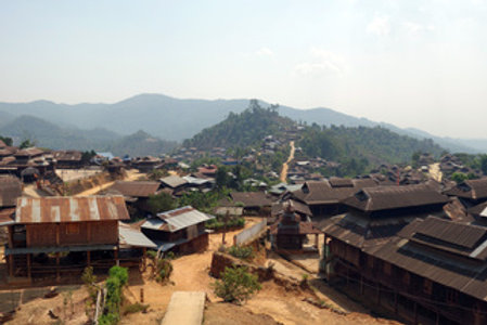 Myanmar - der unbekannte Süden
