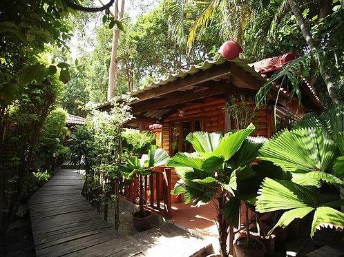 Das ruhige Tonsak Resort direkt am Meer / 4 Tage - 3 Nächte