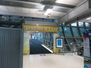 Fast Track Service am Suvarnabhumi Airport