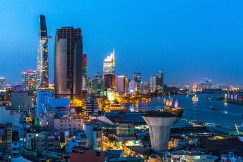 SAIGON- eine Weltstadt mit fernöstlichem Charme!