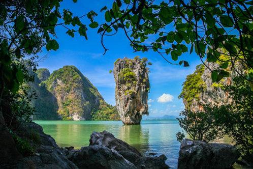 Malerisches Südthailand