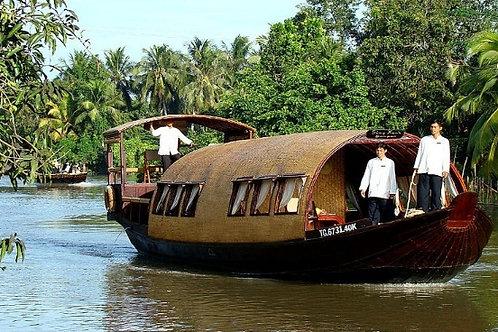 Saigon & Mekong Delta Fluss-Kreuzfahrt