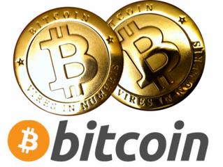 Wir akzeptieren Bitcoins!
