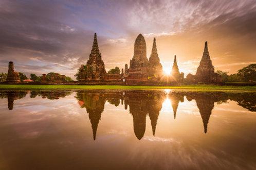 Ayutthaya - Sommer Residenz Bang Pa In