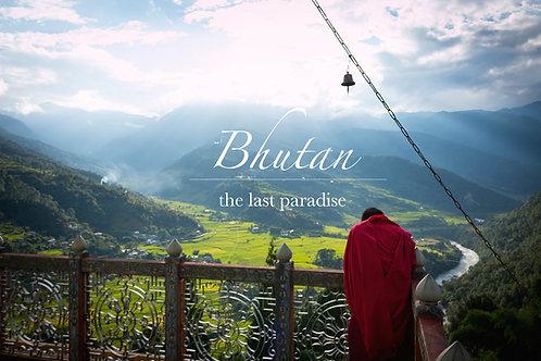 Paradiesisches Königreich Bhutan