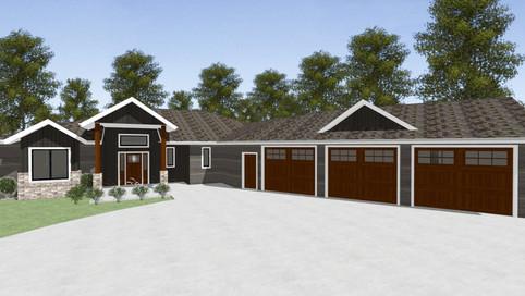 Custom Southbay Home