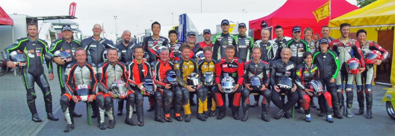 2014 F2 World Trophy