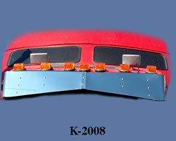Bow Tie Visor for KW W900l