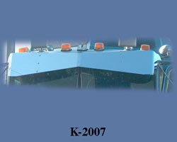 Bow Tie Visor for KW T600 & T800 Round