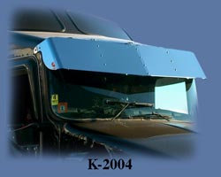 Drop Visor for KW T600 & T800