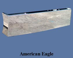 American Eagle Style Tapered Square End