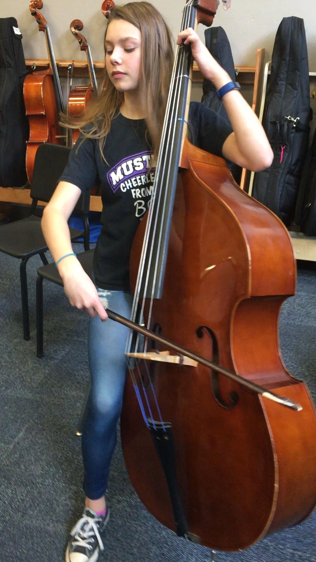 6th Grade Bass