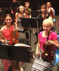 Madison 6th grade Violas