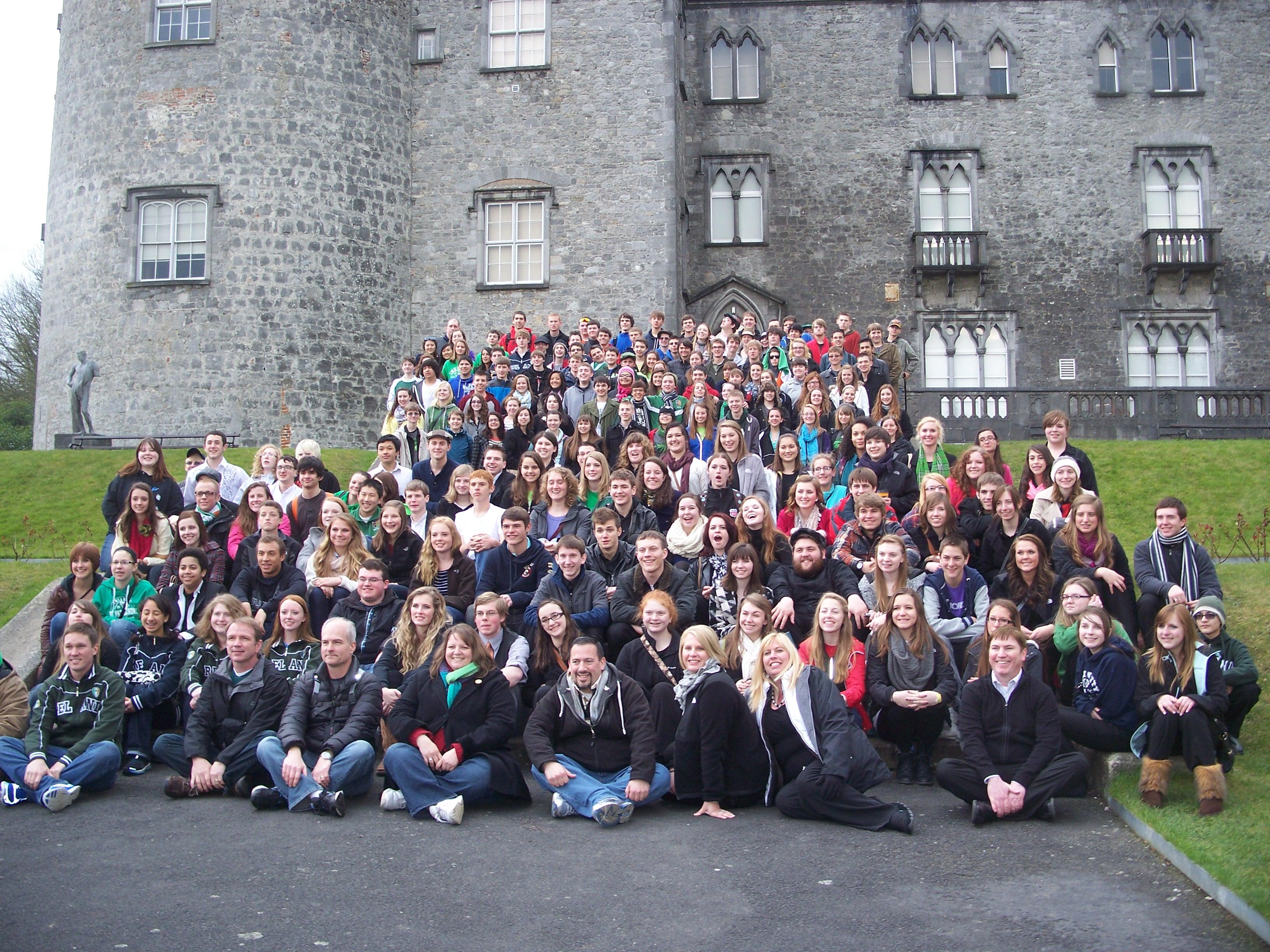 Bartlesville+musicians Kilkenny