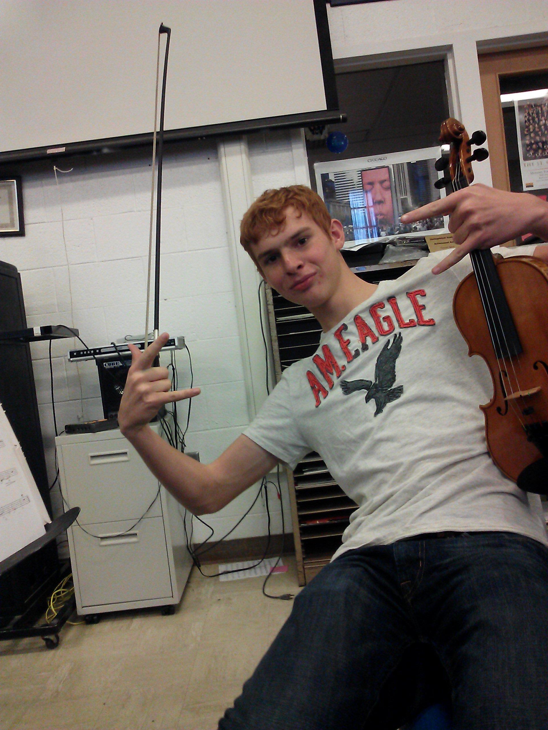 Rehearsal fun