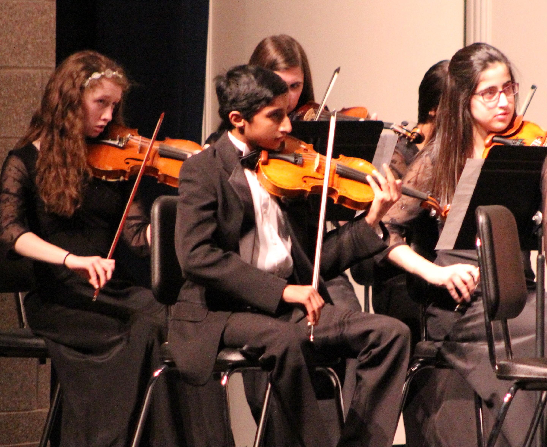 MH violins