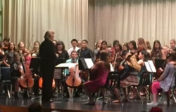 Central orchestra