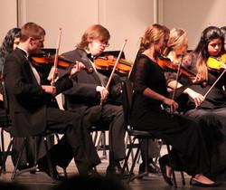 HS violins