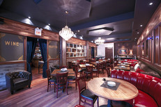 Oda Dining room