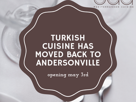 Turkish Cuisine is Back in Andersonville