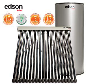 Edson Solar Hot Water