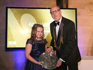 Sport Newcastle Rising Star- Abby White