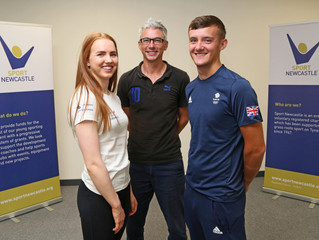 Sport Newcastle Launch £20,000 Tokyo & Beyond Appeal