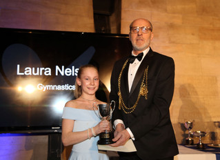 Sport Newcastle Rising Star 2019- Laura Nelson