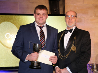 Sport Newcastle Rising Star 2019- Oscar Caudle