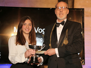 Sport Newcastle Rising Star 2019- Maria Vogiatzi
